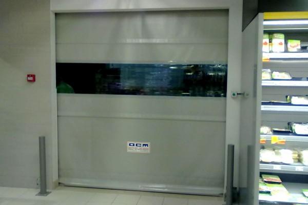 Greitai veikiančios automatinės durys